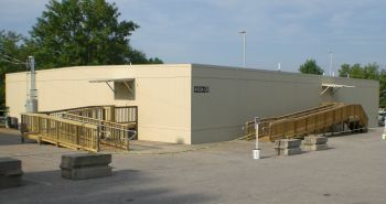 Military Medical Modular Building - click the image to see a larger version